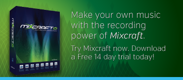 Remove vocals from songs Mixcraft 6 Graphic